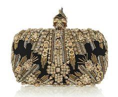 Clutch bag Mc Queen