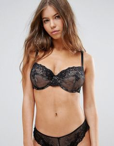 ASOS FULLER BUST Ria Basic Lace Mix & Match Underwire Bra 30DD-38HH -