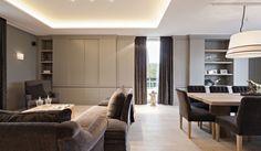 D interieur | Living Space | Original Cieling