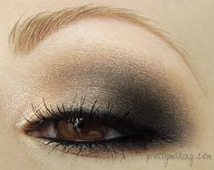 For a detailed step-by-step on how to achieve this look, you can view the blog post I wrote here: http://prettymaking.blogspot.com/2012/05/eotd-neutral-smo