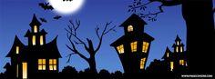 Haunted Houses Halloween