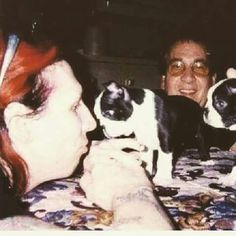 """""""Marilyn Manson is pure evil"""" They say..."""