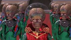 is reportedly interested in rebooting Mars Attacks!, with the studio hoping to get Tim Burton back on board. Mars Attacks, Sarah Jessica, Jessica Parker, Christopher Nolan, Carl Sagan, Sci Fi Movies, Good Movies, Horror Movies, Cunha