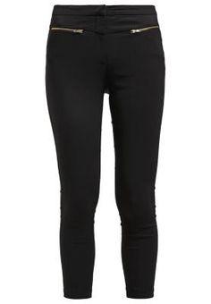 7bf74175d9e New Look Pantalón De Tela Black pantalones De Tela De Mujer Para Cada  Ocasión Hay unos