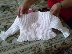 Discover thousands of images about Hirka Baby Knitting Patterns, Baby Hats Knitting, Knitting For Kids, Lace Knitting, Baby Patterns, Knitted Hats, Crochet Baby Jacket, Crochet Coat, Crochet Baby Hats