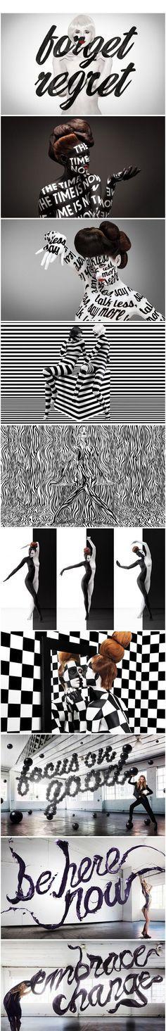 Aizone présente au Proche Orient a demandé au studio Stefan Sagmeister et à Jessica Walsh de diriger la création d'une série de…