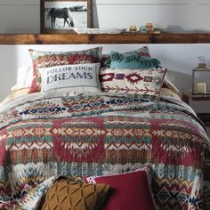 Sunset Southwest Quilted Bedding Collection