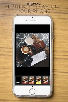 Tutorial: Editing Photos on Your Phone
