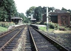 Disused Stations: Baynards Station Old Train Station, Train Stations, London Brighton, Disused Stations, Southern Railways, Old Trains, British Rail, Steam Locomotive, Nottingham
