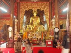 a buddhist temple in thailand