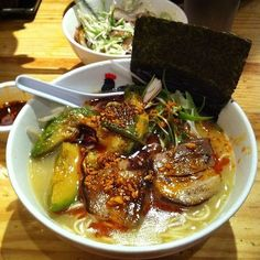 Extreme Spicy Totto Ramen at Totto Ramen by @Tineey