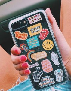 Girl Phone Cases, Cell Phone Covers, Iphone 6 Cases, Diy Phone Case, Iphone 8, Iphone Bluetooth, Aesthetic Phone Case, Phone Stickers, Iphone Charger