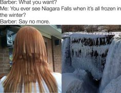 """The """"Say No More"""" haircut memes are back : theCHIVE"""