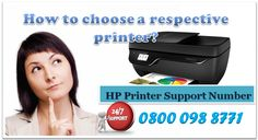 It is essential to note that out of so many available printer choices only best is to be selected because only an appropriate printer can fulfill the needs of printing and if you need any help related to printers you may obtain easy help from HP Printer Support.