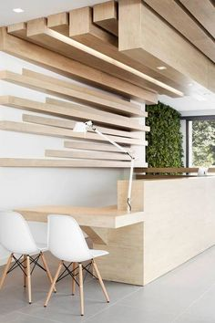 Dental Front Office Inspiration  #office #design #moderndesign http://www.ironageoffice.com/