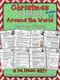 christmas around world research paper