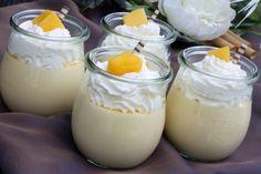 Mango - Buttermilch - Creme, ein sehr schönes Rezept aus der Kategorie Dessert. Bewertungen: 11. Durchschnitt: Ø 3,8.