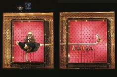 Faye McLeod on the Fantastical Windows of Louis Vuitton