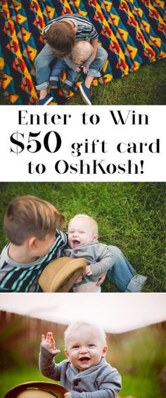 Back to school with OshKosh Enter to win a $50 Gift Card To OshKosh B'Gosh and 20% off Coupon! Details on the Blog! Grab some new OshKosh Gear for Back to school! #StyleUp4School #ad #oshkosh #backtoschool