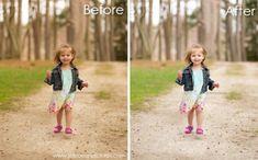 Photo Editing Tutorial - I Heart Faces