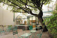 Musée de la Vie Romantique - Salon de thé - Paris IXe