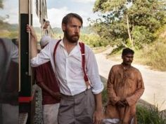 Dougie (Craig Parkinson) in Indian Summers (Joss Barratt/ Channel 4)