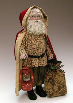Deanna's Blog: Old World Santa E-PATTERN now available!