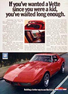Chevrolet Corvette #2 (1973)