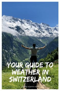 How To Prepare For Switzerland Weather - triptins How To Prepare For Switzerland Weather How To Prep Best Places In Switzerland, Switzerland Travel Guide, Switzerland Itinerary, Switzerland Cities, Switzerland Vacation, Visit Switzerland, Zermatt, Malta, Baby Boy Shower