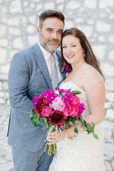 #kefaloniawedding #kefalonia #weddingbouquets #bougainvillea #brideandgroom #destinationweddings My Wedding Planner, Destination Wedding, Wedding Bouquets, Wedding Dresses, Beautiful One, Our Wedding Day, Event Styling, Amazing Flowers, Flower Art