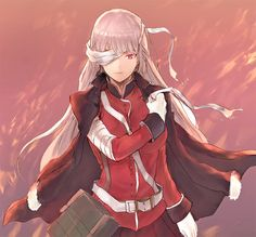 Florence Nightingale【Fate/Grand Order】