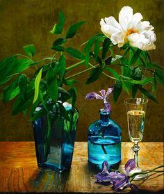 Giuseppe Muscio | Italian Hyperrealist Figurative painter
