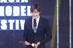 2016 Asia Model Awards 아시아모델상시상식 정일우
