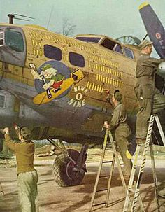 color photos of aircraft in ww2 - Google Search