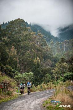 GODZone Adventure Race 2016. Stage 2. MTB. Into the Wilds