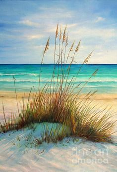 """Siesta Key Beach Dunes"" by Gabriela Valencia, from Seminole, FLA 