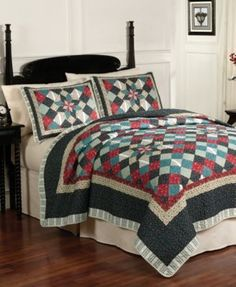Independence Day Full/Queen Quilt Set