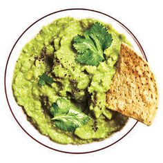 Two perfectly ripe avocados and a small handful of simple seasonings are all it takes to make the best guacamole you've ever tasted.