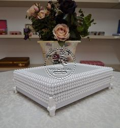 Tudo em Caixas - Caixas em MDF e Tecido (67)3211-7767: caixa casamento