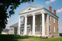 5169-County-Road-6-Geneva-NY-14456  The 1835 Cobblestone Manor House in Geneva, NY