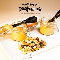 Como preparar manteiga de castanhas (Foto: Divulgação)