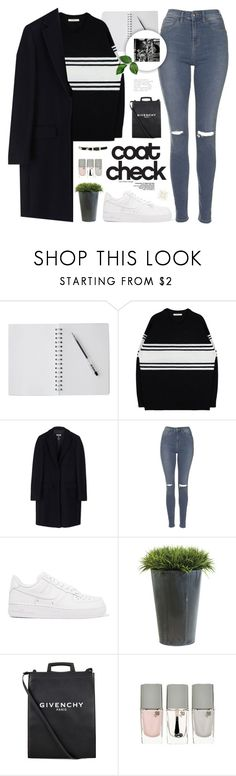 """""""conquer from within"""" by sunsetttt ❤ liked on Polyvore featuring MSGM, Topshop, NIKE, Ethan Allen, Givenchy, Lancôme, ASOS and Burton"""
