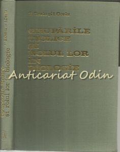 Gruparile Tiolice Si Rolul Lor In Biologie - S. Oeriu, I. Oeriu - Tiraj: 1810 Ex Biology