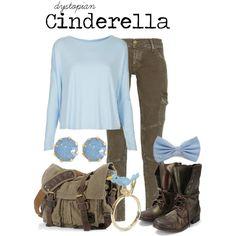 """Cinderella"" by charlizard on Polyvore"