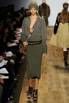 Michael Kors - Fall 2010 Ready-to-Wear - Look 27 of 65