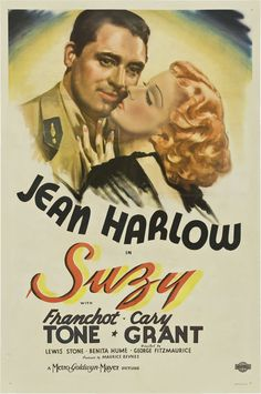 Suzy | US One Sheet Movie Poster, 1936