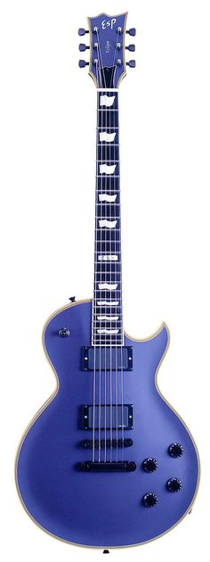 ESP Standard Series Eclipse EC-1 Custom in Vintage Purple... like the body colored pickup covers