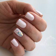 Check it out. Aycrlic Nails, Nail Manicure, Cute Nails, Hair And Nails, Disney Acrylic Nails, Acrylic Nail Designs, Uñas Kylie Jenner, Mickey Nails, Pink Wedding Nails