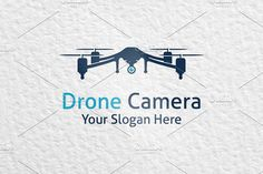 Drone Camera Logo Templates The logo is Easy to edit to your own company name.The logo is designed in vector for highly resizabl by aykutfiliz Business Brochure, Business Card Logo, Business Card Design, Camera Logo, Photography Logos, Aerial Photography, Drone Technology, Script Type, Pencil Illustration