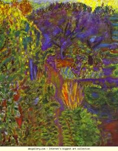 Garden at Midday by Pierre Bonnard. Handmade oil painting reproductions for sale, Always custom made on premium grade canvas by talented artists. Pierre Bonnard, Paul Gauguin, Oil Painting Abstract, Painting & Drawing, Watercolor Artists, Painting Lessons, Watercolor Painting, Oil Canvas, Maurice Denis